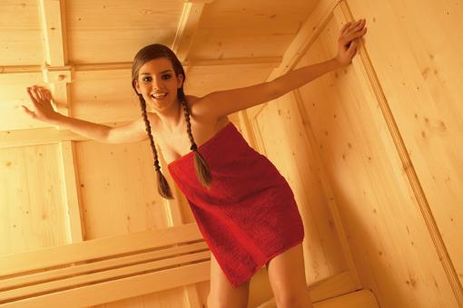 Se détendre au sauna
